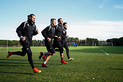 January 6, 2018 - Cadiz, SPAIN - Mouscron's players pictured during the first day of the winter training camp of Belgian first division soccer team Royal Excel Mouscron, in Cadiz, Spain, Saturday 06 January 2018. BELGA PHOTO BRUNO FAHY (Credit Image: © Bruno Fahy/Belga via ZUMA Press)