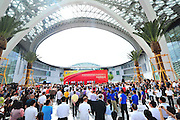 SANYA, CHINA - SEPTEMBER 01: (CHINA OUT) <br /> <br /> The World's Largest Duty-free Shop Opens <br /> <br /> A general view of the world's largest duty-free shop on September 1, 2014 in Sanya, Hainan province of China. The world's largest duty-free shop with a total area of 120,000 square meters opened in Sanya on Monday. <br /> ©Exclusivepix