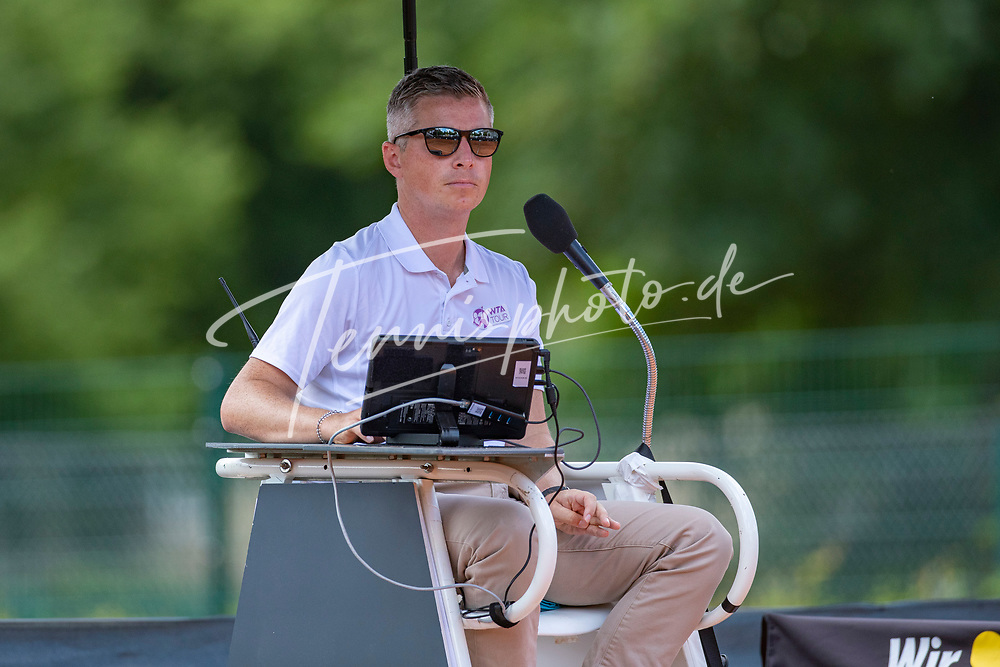 Tima Janzen (GER) - Hamburg European Open,  WTA 250. Tennis Frauen, 7.7.2021, Hamburg (Am Rothenbaum), Deutschland, Foto: Mathias Schulz