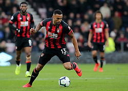 Bournemouth's Callum Wilson in action during the Premier League match at the Vitality Stadium, Bournemouth.