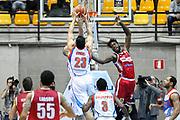 Burns Christian, Red October Cantù vs Openjobmetis Varese - 18 giornata Campionato LBA 2017/2018, PalaDesio Desio 05 febbraio 2018 - foto Bertani/Ciamillo
