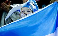 ROSARIO (Arg.) - WK Hockey in Argentinie. Vol stadion bij wedstrijden van Argentinie. ANP KOEN SUYK
