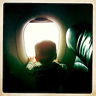 We travel a lot with Quinn not just because he's free to fly until he's two, but because both Craig and I think it's important for him to be exposed to other people and cultures early on.