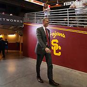 USC M Basketball v OSU 1st Half