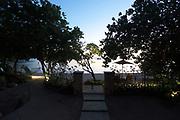 View from lodge at Plataran Komodo Resort & Spa, Labuan Bajo,