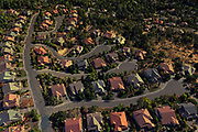 A Google Earth Pro rendering of the Courts along Crown Hill Drive in Santa Rosa, Calif. The area was later devastated by the Tubbs Fire in October 2017.