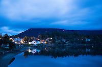Eastsound, Orcas Island, Washington.