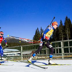 20141221: SLO, Biathlon - IBU Biathlon World Cup Pokljuka, Women 12,5 km Mass Start