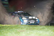 Pontus Tidemand(SWE)and Co/Driver Ola Floene(NOR)Ford Fiesta WRC WRC during the Wales Rally GB at Oulton Park, Budworth, Cheshire, United Kingdom on 3 October 2019.