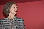 101614 Queen Sofia attends the Delivery 31st Queen Sofia Prize for Musical Composition