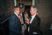 Elliott and Thompson host a book launch of How the Queen can Make you Happy by Mary Killen.- Book launch. The O' Shea Gallery. St. James's St. London. 20 June 2012.