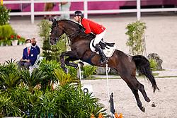 Guery Jerome, BEL, Quel Homme De Hus, 311<br /> Olympic Games Tokyo 2021<br /> © Hippo Foto - Dirk Caremans<br /> 03/08/2021