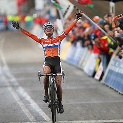 20140202 WK Hoogerheide Women