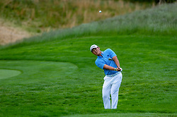 May 19, 2019 - Farmingdale, NY, U.S. - FARMINGDALE, NY - MAY 19: Danny Lee of Japan plays his shot from the fairway on the sixth hole during Round 4 of the PGA Championship Tournament on May 19, 2019, at Bethpage State Park in Farmingdale, NY (Photo by John Jones/Icon Sportswire) (Credit Image: © John Jones/Icon SMI via ZUMA Press)