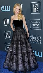 Nicole Kidman at the 25th Annual Critics' Choice Awards held at the Barker Hangar in Santa Monica, USA on January 12, 2020.