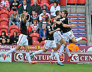 Doncaster Rovers v Bournemouth 310813