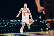 BROOKLYN, NY  - Tuesday, December 17, 2019 Basketball Hall of Fame Invitational at the Barclays Center in Brooklyn, New York. Iona vs Princeton. <br /> NOTE TO USER: Mandatory Copyright Notice: Photo by Jon Lopez / IG: @jonlopez13 / Basketball Hall of Fame