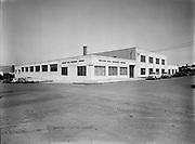 Ackroyd 00013-83  American Steel Warehouse Co. July 8, 1947 Northeast corner of NE 9th & Flanders. 425 NE 9th. Building is still there.