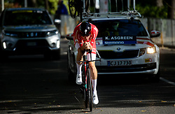 ASGREEN Kasper of Denmark competes during Men Time Trial at UCI Road World Championship 2020, on September 24, 2020 in Imola, Italy. Photo by Vid Ponikvar / Sportida