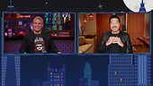 """April 29, 2021 - NY: Bravo's """"Watch What Happens Live With Andy Cohen"""" - Episode 18078"""