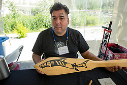 Adaka Cultural Festival 2016, Whitehorse, Yukon, Canada, Yukon First Nation Culture and Tourism Association, Kwanlin Dun Cultural Centre, Jonathan Wurtak