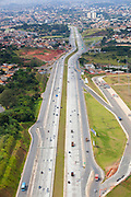 Belo Horizonte_MG, Brasil...Trecho da Linha Verde ja concluido em Belo Horizonte, Minas Gerais...The part of the Linha Verde project completed in Belo Horizonte, Minas Gerais...Foto: BRUNO MAGALHAES / NITRO