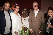 SARA FARAJ,, Lynette Yiadom-Boakye., HANS ULRICH OBRIST,,SERPENTINE PARTY, Palazzo Benzon  9 May 2019