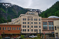 Gross 20th Century Building, Downtown Juneau
