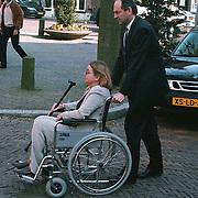 Mattheus Passion 1999, Job Cohen en vrouw Lydie