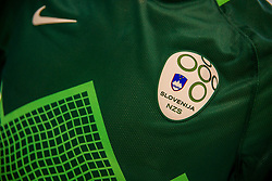 Jersey of Slovenija during Training of Slovenian National Football team before friendly matches with Austria and Belarus, on March 19, 2018 in Football National Centre, Brdo pri Kranju, Kranj, Slovenia. Photo by Ziga Zupan / Sportida