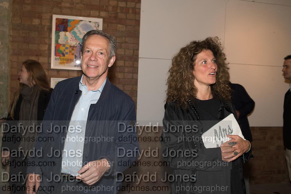 "AMANDA MANN; ; SIMON MANN; , WHAT'S UP"": Private View, Wednesday 13th April, 6-9pm at Soho Revue, 14 & 49 Greek Street, London. 13 April 2016."