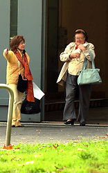 Italy, Milan - September 16, 2013.Patrizia Reggiani left jail after serving 16 years of a 26-year sentence for the murder of her ex-husband Maurizio Gucci in 1995.Archive file of Patrizia Reggiani (lefdt) dated October 2005. (Credit Image: © ROPI/ZUMAPRESS.com)