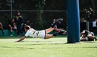 February 10, 2018; Witter Rugby Field, Berkeley, California, USA; Rugby: California Golden Bears vs Utay Valley Wolverines; Aidan Flynn<br /> <br /> Photo credit: Kelley L Cox- KLC fotos