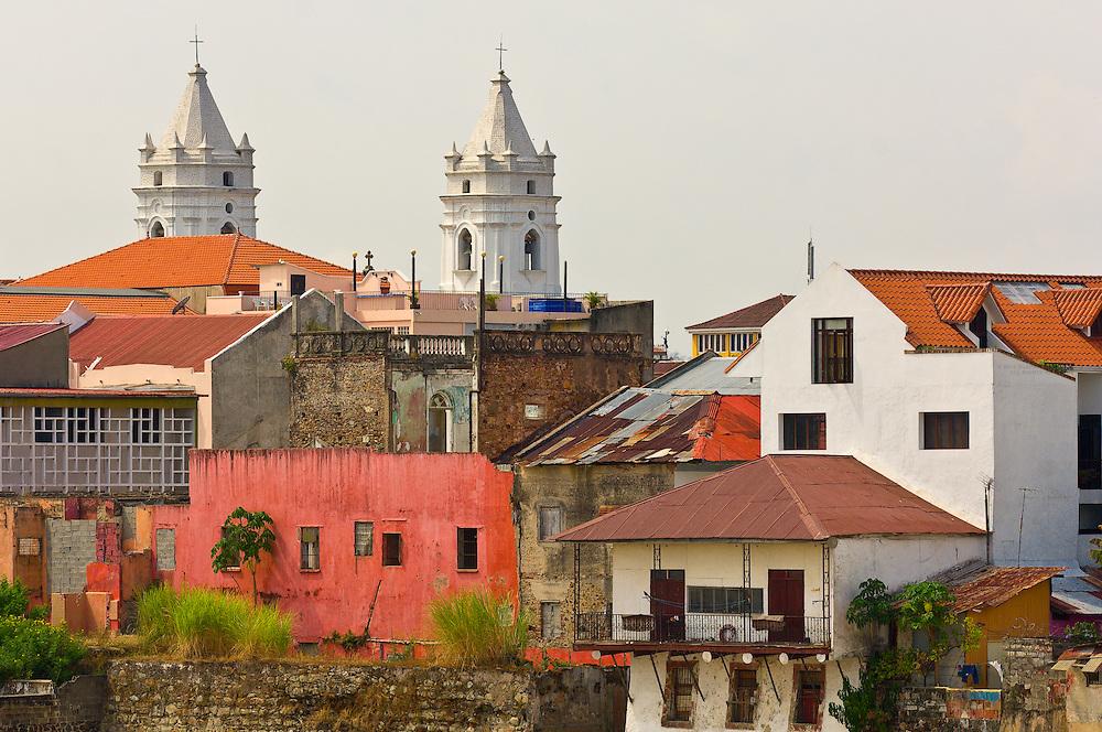 Casco Viejo (the Old City), San Felipe, Panama City, Panama