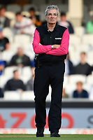 Cricket - 2021 - The Hundred - Men's Competitions - Oval Invincibles vs Trent Rockets - Kia Oval - Sunday 8th August 2021<br /> <br /> Umpire Nicholas Cook.<br /> <br /> COLORSPORT/Ashley Western