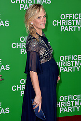 Molly Sims attends the premiere of Paramount Pictures' 'Office Christmas Party' at Regency Village Theatre on December 7, 2016 in Los Angeles, CA, USA. Photo by Lionel Hahn/ABACAPRESS.COM