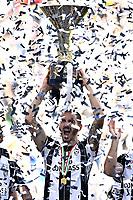 Leonardo Bonucci<br /> Esultanza Juventus Campione d'Italia . Celebration Juventus Italian championship winner <br />  Torino 21-05-2017 Juventus Stadium Football Calcio Serie A 2016/2017 Juventus - Crotone .<br /> Foto Image Sport / Insidefoto