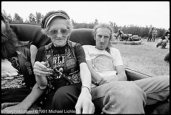 Bea, Puppy's Pig Roast, Whitewood, South Dakota, 1991<br /> <br /> Limited Edition Print from an edition of 50. Photo ©1991 Michael Lichter
