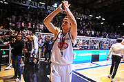 DESCRIZIONE : Caserta Lega A 2014-15 <br /> Pasta Reggia Caserta - Grissin Bon Reggio Emilia GIOCATORE : Marco Mordente<br /> CATEGORIA : post game esultanza mani<br /> SQUADRA : Pasta Reggia Caserta<br /> EVENTO : Campionato Lega A 2014-2015 <br /> GARA : Pasta Reggia Caserta - Grissin Bon Reggio Emilia<br /> DATA : 03/05/2015<br /> SPORT : Pallacanestro <br /> AUTORE : Agenzia Ciamillo-Castoria/N. Dalla Mura<br /> Galleria : Lega Basket A 2014-2015  <br /> Fotonotizia : Caserta Lega A 2014-15 Pasta Reggia Caserta - Grissin Bon Reggio Emilia