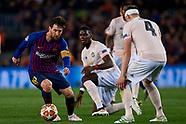 MB Media FC Barcelona v Manchester United