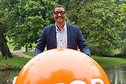 AMSTERDAM, 03-09-2020 , Vondel CS<br /> <br /> De aftrap van de 7de editie van Stoptober, waarin Nederland wordt opgeroepen om 28 dagen te stoppen met roken. <br /> <br /> Op de foto:  Jorgen Raymann
