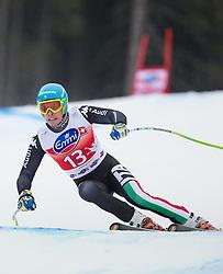 20.12.2013, Saslong, Groeden, ITA, FIS Ski Weltcup, Groeden, Abfahrt, Herren, SuperG, im Bild Christof Innerhofer (ITA) // Christof Innerhofer of Italy in action during mens Super-G of the Groeden FIS Ski Alpine World Cup at the Saslong Course in Gardena, Italy on 2012/12/20. EXPA Pictures © 2013, PhotoCredit: EXPA/ Johann Groder