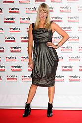 October 18, 2016 - London, London, UK - SARA COX attends the Variety Showbiz Awards at the Hilton Park Lane Hotel. London, UK. (Credit Image: © Ray Tang/London News Pictures via ZUMA Wire)
