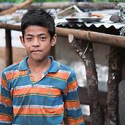 Community member, Babare, Dolakha, Nepal