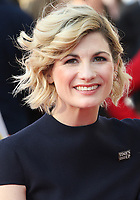 Jodie Whittaker, Virgin TV British Academy Television Awards, Royal Festival Hall, London UK, 13 May 2018, Photo by Richard Goldschmidt
