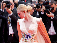 Elle Fanning at the Opening Ceremony and The Dead Don't Die gala screening at the 72nd Cannes Film Festival Tuesday 14th May 2019, Cannes, France. Photo credit: Doreen Kennedy