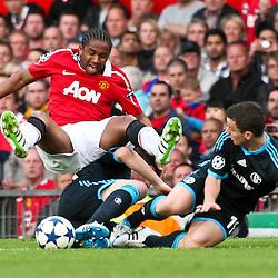 20110504: ESP, UEFA Champions League, Semifinals, Manchester United vs FC Schalke 04