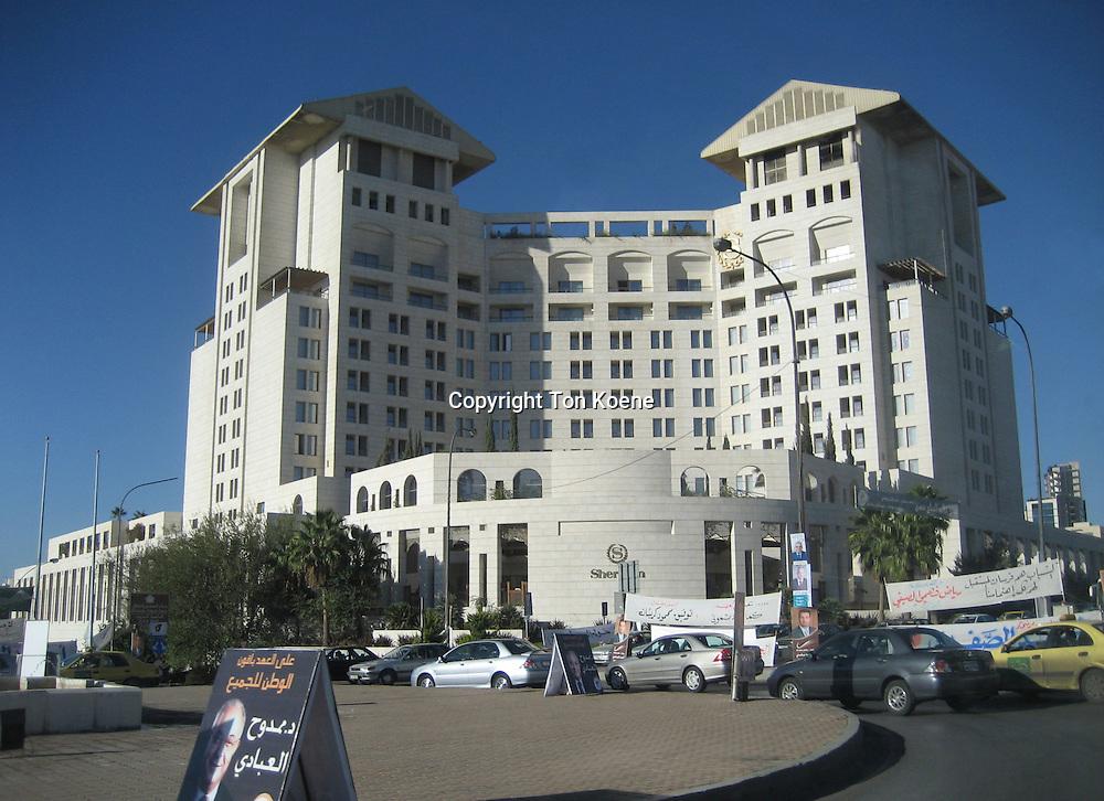 sheraton hotel, in Amman, Jordan
