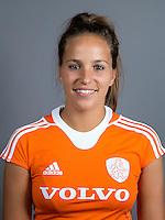 EINDHOVEN - JULIETTE VAN HATTUM van Jong Oranje Dames, dat het WK in Duitsland zal spelen.  COPYRIGHT KOEN SUYK