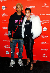 "Jada Pinkett Smith at the premiere of ""Skate Kitchen"" during the 2018 Sundance Film Festival held at the Park City Library on January 21, 2018 in Park City, UT. 21 Jan 2018 Pictured: Jaden Smith and Jada Pinkett Smith. Photo credit: JPA / AFF-USA.COM / MEGA TheMegaAgency.com +1 888 505 6342"